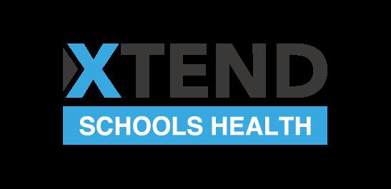 Xtend Schools Health logo