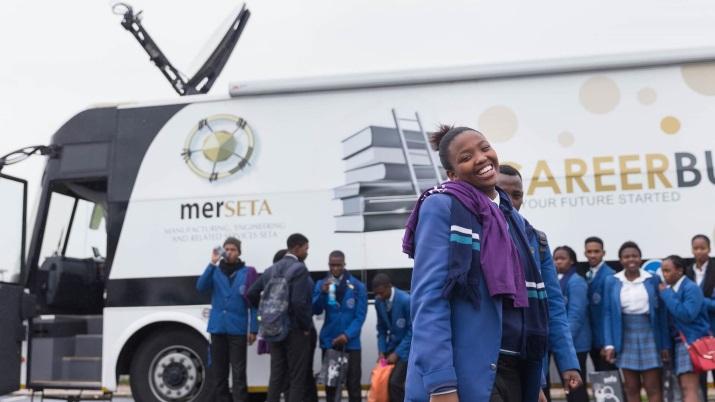 Learners outside Merseta mobile